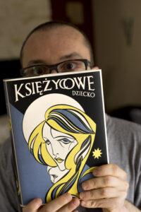 Aleister Crowley książka Księżycowe dziecko Lashtal Press